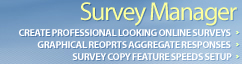 Survey Manager